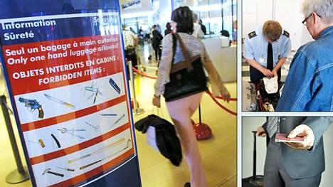 """""""Ei siinä auttanut muu kuin tunnustaa koko rikossarja"""" – IS:n lukijat kertovat uskomattomista kommelluksista lentokentällä"""