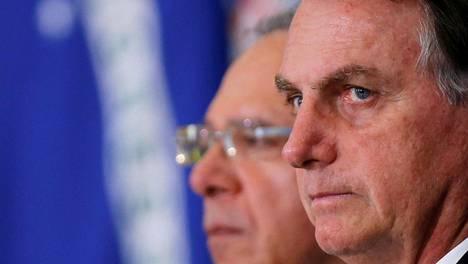 Ihmisoikeusjärjestö on varoittanut Jair Bolsonarosta.