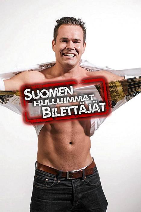 Joonas Härkönen, 26, Helsinki