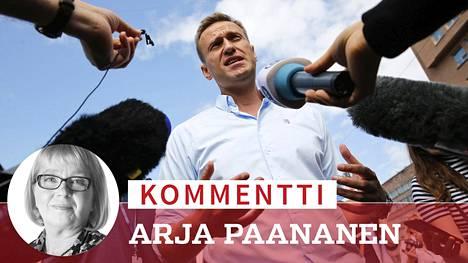 Aleksei Navalnyi on Venäjän Korruptionvastaisen säätiön perustaja, joka on erikoistunut vallanpitäjien väärinkäytösten tutkintaan.