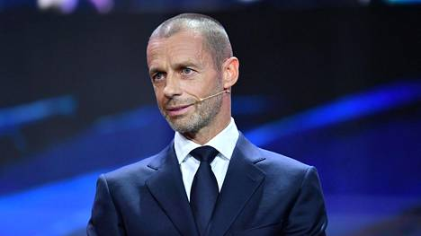 Aleksander Ceferin vakuuttaa, että jalkapallon EM-kisat järjestetään kesällä 2021.
