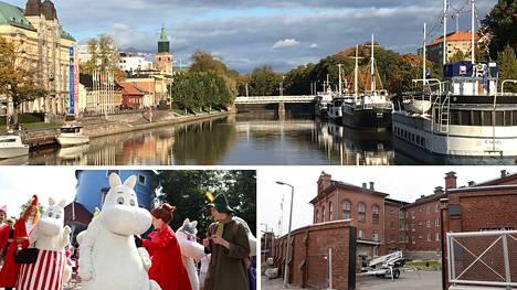 Turku oli yksi suomalaiskaupunkien pienimmistä häviäjistä matkailijoiden määrässä, mutta silti alan toimijat ovat huolestuneita.