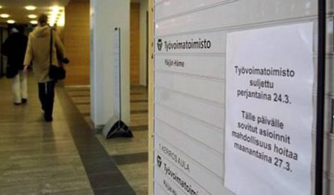JobCafé kuuluu Turun työvoimatoimiston palveluihin