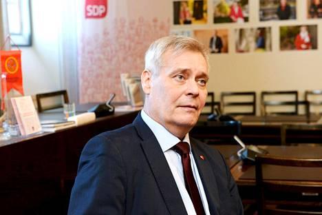 Antti Rinteen mukaan tulevasta sote-uudistuksesta tulisi sopia jo hallitusneuvotteluissa, ja se tulisi valmistella yhteistyössä opposition ja hallituksen kesken.