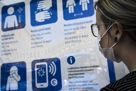 Maskisuositusta voidaan mahdollisesti soveltaa eri tavoin eri puolilla Suomea.