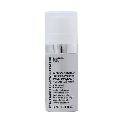 Peter Thomas Rothin Un-Wrinkle Lip Treatment -voide on anti-age-tuote nimenomaisesti huulille. 24 % sisällöstä koostuu peptideistä, 35 €.
