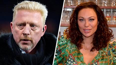 Boris Beckerin entinen vaimo Lilly Becker raivostui tennislegendan lomakuvista.