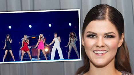The Sun uutisoi, että Saara Aalto saattaisi liittyä mukaan Spice Girlsin riveihin.