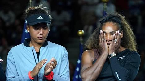 """Serena Williamsin raivokohtaus kuohuttaa – Jari Hedman korostaa tuomarin rohkeutta: """"Serena astui omaan miinaansa"""""""