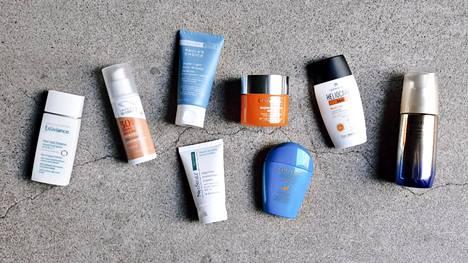 Nykyaikaisilla suojakertoimellisilla voiteilla iholle voi saada sekä korkean suojan että tuotteettoman tunnun.