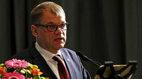 Pääministeri Juha Sipilän mukaan lisäleikkauksia ei ole suunnitteilla.