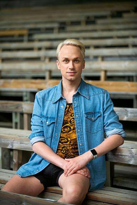 Christoffer Strandberg kritisoi Päivi Räsäsen valitsemista mukaan tuomaroimaansa ohjelmaan.
