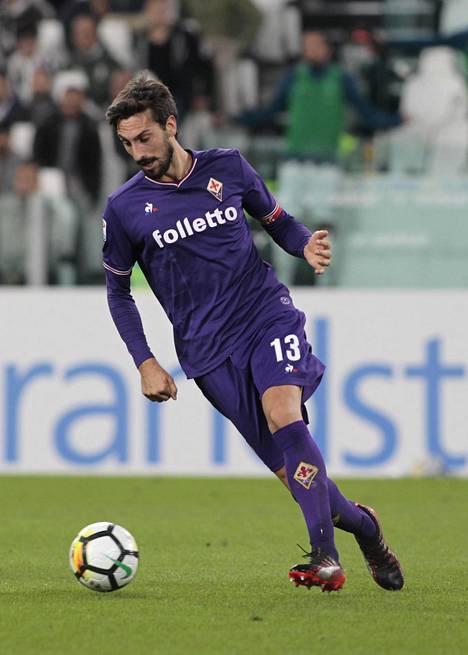 Davide Astorin Fiorentina on tällä hetkellä Italian pääsarjassa Serie A:ssa kymmenentenä.