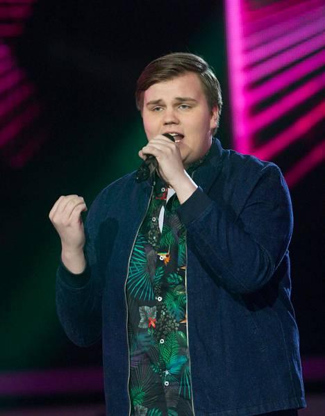 Aksel Kankaanranta oli vasta 18-vuotias kilpaillessaan The Voice of Finlandissa. Hän tuli kisassa toiseksi. Voiton vei tuolloin Saija Saarnisto, joka on kuitenkin kadonnut julkisuudesta kokonaan.