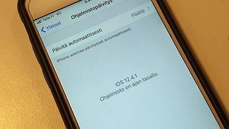 Applen iPhonejen iOS-käyttöjärjestelmän nimi ei ole sen oma. Yhtiö alkoi käyttää varattua nimeä omin luvin, kunnes taipui sopimukseen.