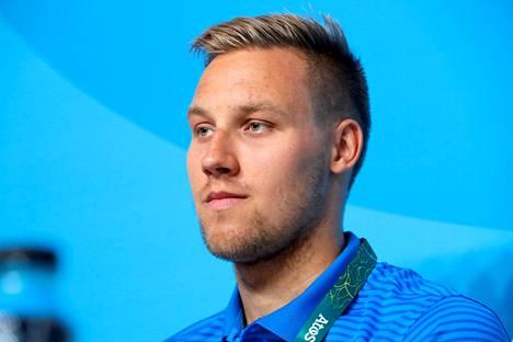 Tältä Matti Mattsson näytti Rion olympialaisissa 2016.
