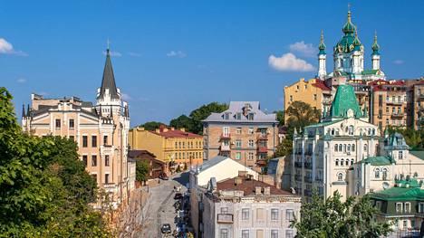 Kaunis Kiova on listauksen edullisin matkakohde.