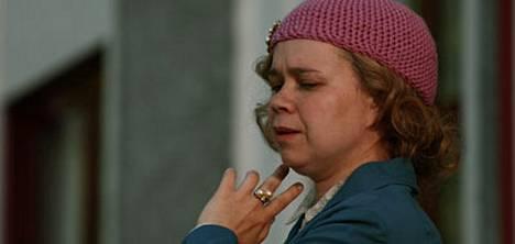 Katja Küttner näyttelee kabareetanssijaa, joka pitää itseään Buckinghamin palatsissa syntyneenä prinsessana.