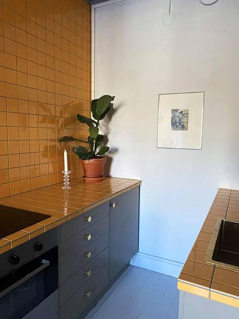 Valotus vaikuttaa siihen, näyttääkö Johanneksen keittiö keltaiselta vai oranssilta.