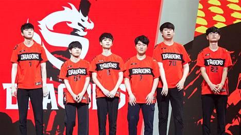 Shanghai Dragons on monien mielestä maailman paras Overwatch-joukkue tällä hetkellä.