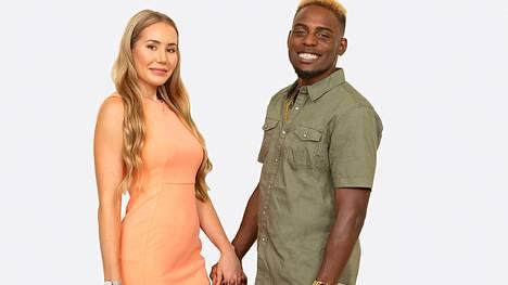 Suomalainen Jasmin ja amerikkalainen Blake ovat mukana kohutussa 90 päivää morsiamena -sarjassa.