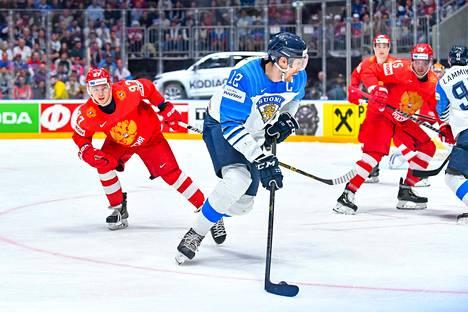 Nelosketjun varaan ei ollut budjetoitu varsinaisesti tehoja, mutta Marko Anttila kumosi odotukset.