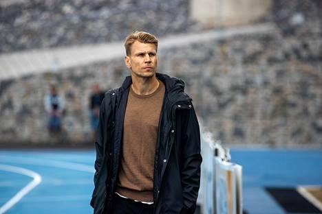 HJK:n päävalmentaja Toni Koskela.