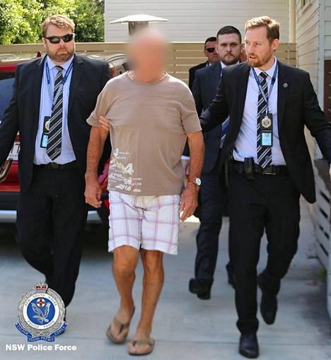 Chris Dawson, 70, pidätettiin keskiviikkona Queenslandin osavaltiossa. Syytteet häntä vastaan nostetaan Uudessa Etelä-Walesissa.