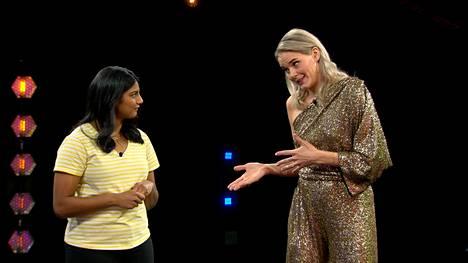 Ohjelmaa juontaa seksuaaliterapeutti Marja Kihlström, joka toimii siinä myös asiantuntijana.