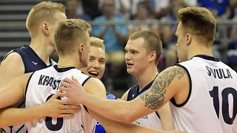 Suomi päättää MM-alkulohkopelit Irania vastaan