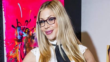 Johanna Jussinniemi tunnetaan parhaiten taiteilijanimellään Puma Swede.