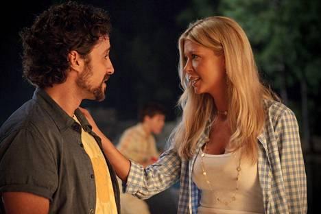 Tara Reid muistetaan parhaiten American Pie -elokuvien roolistaan. Kuva viimeisimmästä elokuvasta vuodelta 2012.