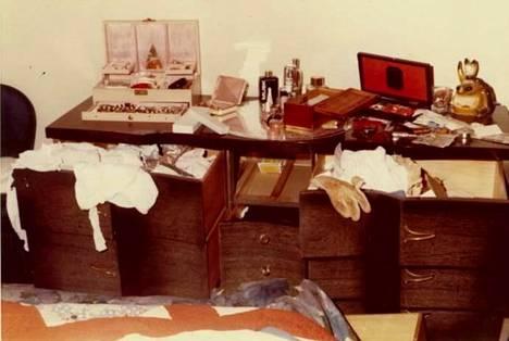 Golden State Killer aloitti murroista ja siirtyi sitten raiskauksiin ja murhiin.