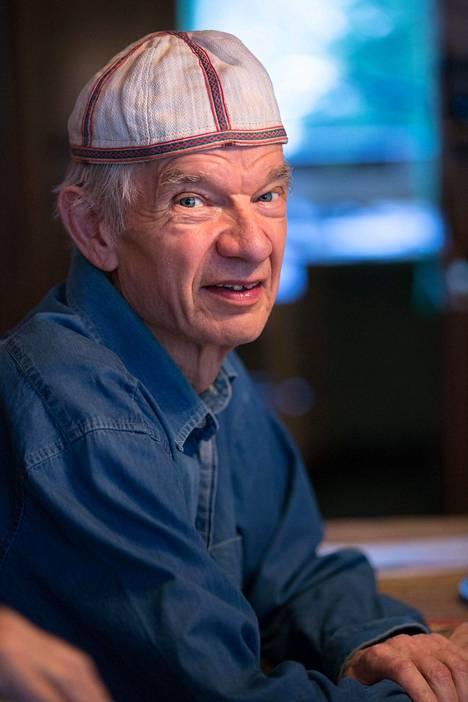 Jaakko Kolmonen oli kuollessaan 75-vuotias. Kuva on tammikuulta 2016.