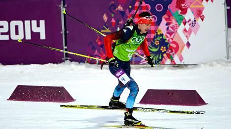 Jevgeni Ustjugovia uhkaa olympiasaavutuksen nollaaminen.