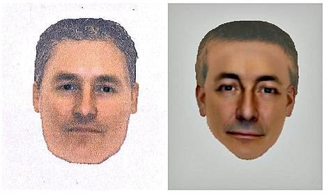 Poliisi on julkistanut tietokoneella tehdyt kuvat miehestä, jota etsitään kuultavaksi Madeleine McCannin katoamiseen liittyen.