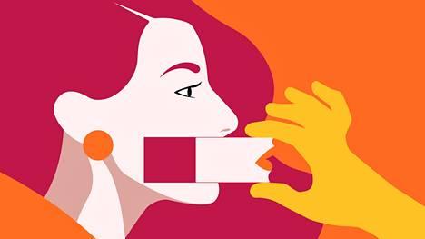 """Evelyn Kohin mukaan """"eivät kaikki miehet"""" -kommentilla voi tulla kontrolloineeksi tai hiljentäneeksi naisia – joko tahallaan tai tietämättömyyttään."""