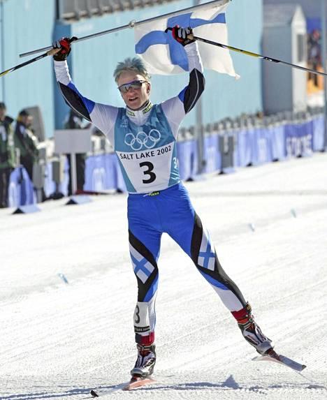 Samppa Lajusella on arvokisoista 13 mitalia, joista viisi olympialaisista.