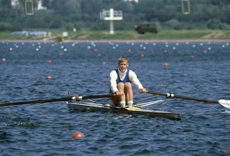Karppisen kultamitalia Moskovan olympialaisista pidettiin varmana.