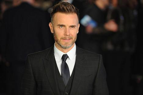 Gary Barlow tuli tunnetuksi Take That -poikabändin jäsenenä.
