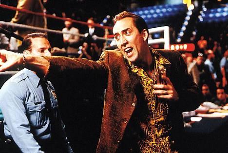 Nicolas Cage elokuvass Snake Eyes.