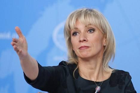 Venäjän ulkoministeriön supertiedottajaksi kutsuttu Maria Zaharova tulee jakamaan tänään kysymysvuorot Timo Soinin ja Sergei Lavrovin lehdistötilaisuudessa.
