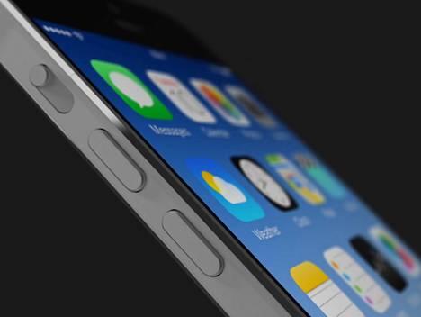 Epävirallinen harrastelijan konsepti seuraavasta iPhonesta.