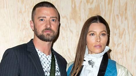 Justin Timberlake ja Jessica Biel onnistuivat pitämään toisen lapsensa syntymän täysin salassa.