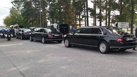 Venäjän presidentti saapuu tänään iltapäivällä Suomeen. Valtiovierailu vaikuttaa liikenteeseen lentoaseman ympäristössä ja Helsingin keskustassa.