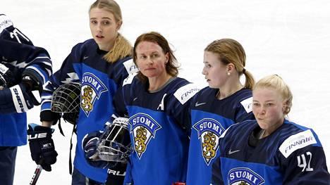 Naisten jääkiekon MM-kisat pelattiin Espoossa 2019.