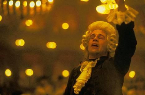 Amadeus elokuva perustui osittain tositapahtumiin ja osittain se oli fiktiota.