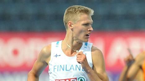 Topi Raitanen jäi lopulta EM-pronssista 25 sadasosasekunnin päähän.