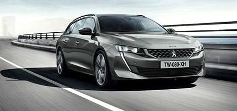 Uusi Peugeot 508 SW tulee markkinaan, johon kuuluvat muun muassa Toyota Avensis, Skoda Octavia Combi, Mazda 6 Sport Wagon ja Kia Optima Sportswagon.