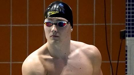 Pöytäkivi ui välieriin MM-kilpailuissa ja teki Pohjoismaiden ennätyksen